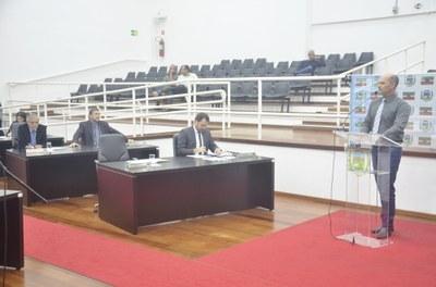 """43ª Sessão Ordinária: Projeto de Lei aprovado cria o """"Dia Municipal de Mobilização em Memória às Vítimas de Trânsito"""""""