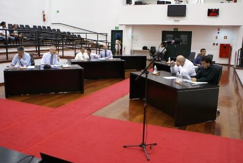 6ª Sessão Ordinária tem quatro projetos aprovados e um adiado