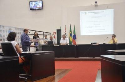 Administração Municipal realiza Audiência Pública e exibe números e dados financeiros do 3º Quadrimestre de 2015