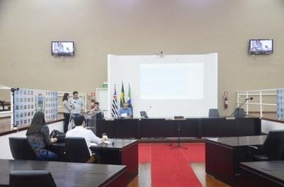 Audiência Pública da Secretaria de Saúde apresenta Relatório Detalhado do 2º Quadrimestre de 2018