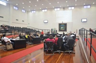 Audiência Pública da Secretaria de Saúde é realizada na Câmara de Pindamonhangaba