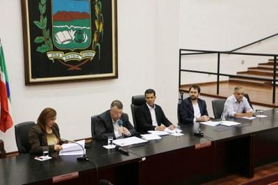 Audiência Pública realizada na Câmara ouviu sugestões para atualização do Código de Posturas do Município