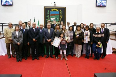 Câmara aborda tema de exploração sexual infantil em Sessão Solene