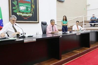 Câmara aprova as contas da Prefeitura do Exercício de 2016