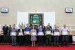 Câmara comemora Dia do Policial Civil e Militar com Sessão Solene em homenagem aos servidores da segurança pública