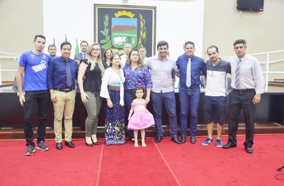 Câmara de Pindamonhangaba presta homenagem e pista de Mountain Bike do Parque da Cidade recebe o nome de JAURO FERREIRA - CEARÁ