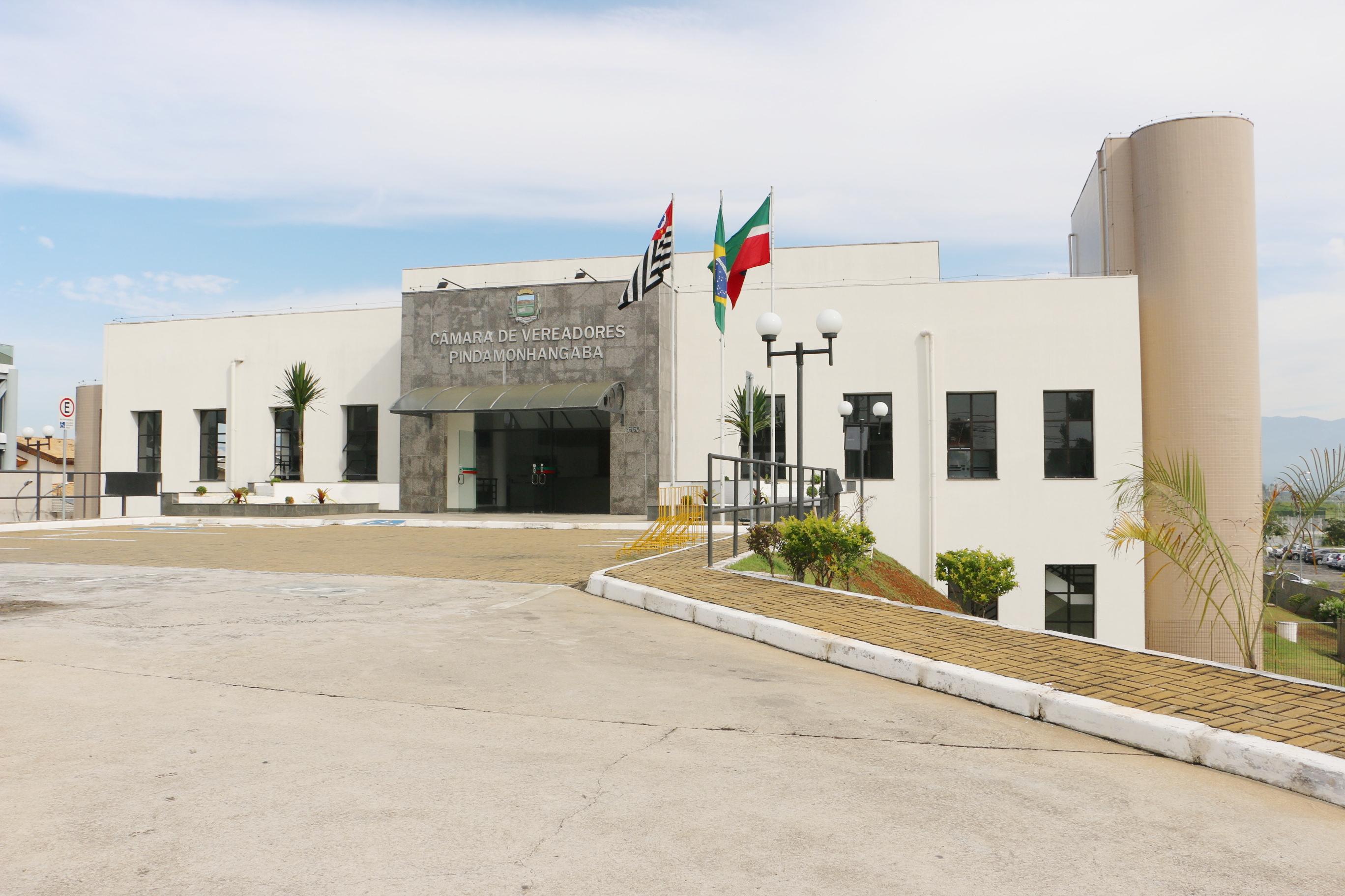 Câmara de Vereadores de Pindamonhangaba retoma os trabalhos legislativos a partir desta segunda-feira, dia 29 de janeiro
