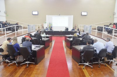 Câmara realiza Audiência Pública para apresentação da Lei Orçamentária Anual para 2019