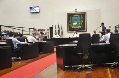 Câmara reúne em Sessão Extraordinária para votar dois projetos do Executivo