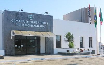 Com a experiência de 7 mandatos legislativos, vereador Felipe César – FC assume a presidência da Câmara de Pindamonhangaba pela 4ª vez