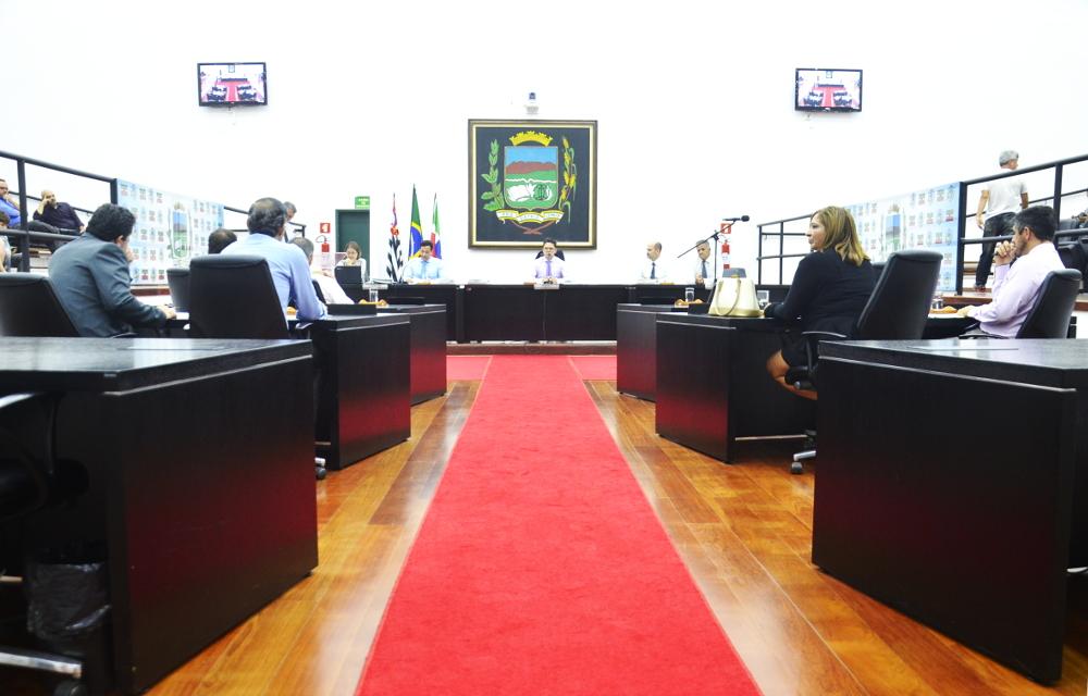 Emendas são aprovadas e Programa PPP do Executivo é confirmado pelos vereadores de Pindamonhangaba