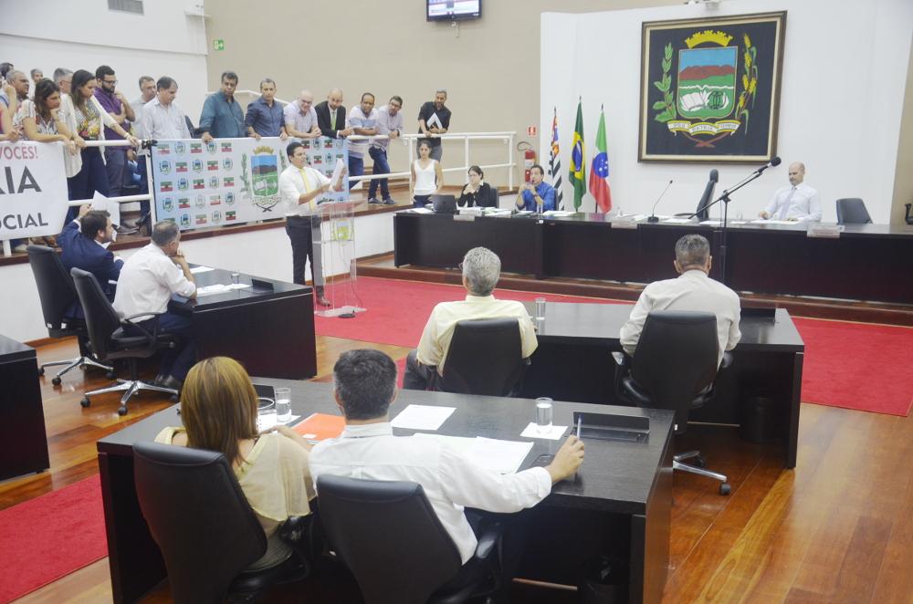 Com foco na geração de emprego e renda, Câmara de Pindamonhangaba aprova doação de área para 2 empresas