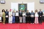 """Com reconhecimento, honrarias e respeito, """"Dia da Consciência Negra"""" é comemorado em Sessão Solene na Câmara de Pindamonhangaba"""