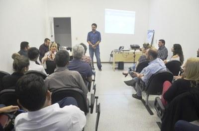 """Comissão de Indústria, Comércio, Ciência e Tecnologia promove reunião na Câmara para apresentação do Projeto """"Cidade Empreendedora"""""""