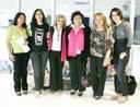 Comitiva de Mulheres de Pindamonhangaba participa da CPMI da Violência Contra a Mulher em SP