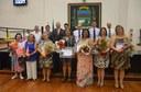Dia Internacional da Mulher é comemorado com Sessão Solene na Câmara de Vereadores