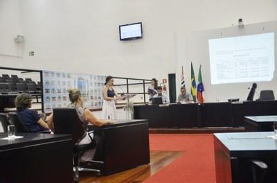 Em Audiência Pública, Secretaria de Saúde apresenta relatório detalhado da área no 3º Quadrimestre de 2015