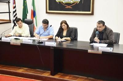 """Em depoimento à CEI, Secretário Fabiano Vanone nega ser autor de áudio divulgado no blog """"Irani Lima"""""""