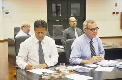 Em eleição rápida, vereadores confirmam Toninho da Farmácia para ocupar o cargo de 2º Secretário da Mesa Diretora