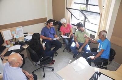Em reunião ordinária, membros da Frente Parlamentar de Defesa dos Animais cobram a construção do CEPATAS