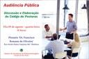 Ideias e sugestões para Código de Posturas poderão ser apresentadas em Audiência Pública na Câmara de Pindamonhangaba