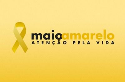 Legislativo de Pindamonhangaba adere à campanha Maio Amarelo