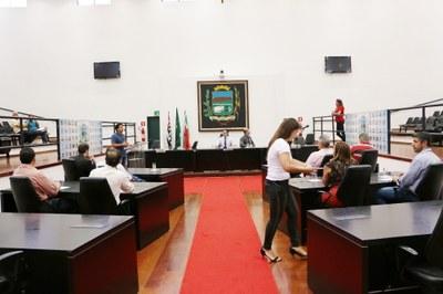 Legislativo homologa prorrogação de convênio da saúde entre o Município e a Santa Casa de Pindamonhangaba
