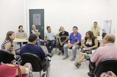 Legislativo realiza reunião com lideranças para ouvir reivindicações sobre o transporte público