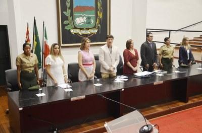 Mulheres são valorizadas e recebem homenagem em sessão solene na Câmara de Pindamonhangaba