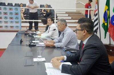 Parlamentares aprovam por unanimidade Projeto de Lei incluso na Ordem do Dia, onde denomina o prédio da ESF – Estratégia Saúde da Família do Jardim Eloyna