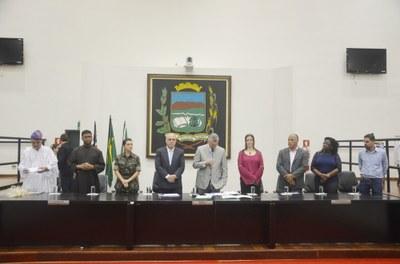 Pindamonhangaba comemora Dia da Consciência Negra com Sessão Solene na Câmara de Vereadores
