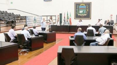Plenário aprova Crédito Adicional de R$ 244 mil para obra no centro de Pindamonhangaba