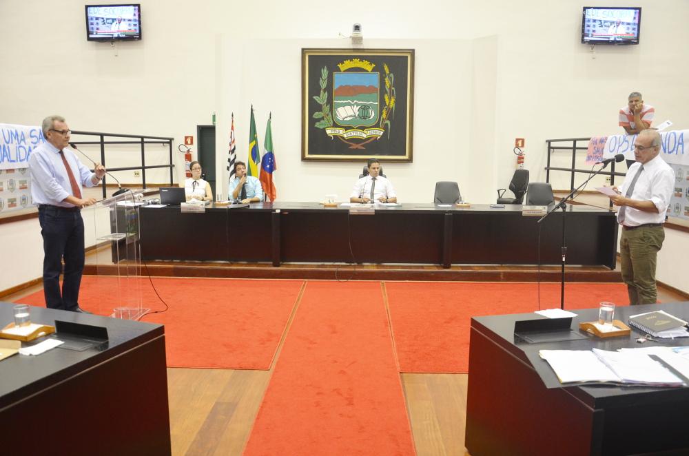Plenário decide adiar projetos da Ordem do Dia para alterações do Executivo e parecer jurídico do IBAM