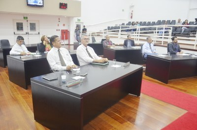 """Plenário garante aprovação de Projetos da """"Semana de Valorização do ECA"""" e de revogação das cláusulas urbanísticas restritivas de bairros de Pindamonhangaba"""