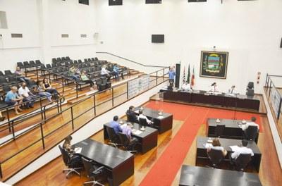 Plenário manifesta apoio e Câmara inclui Semana da Virada Cultural no Calendário Oficial do Município