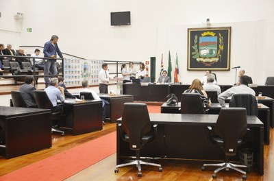 Por unanimidade, Câmara garante abertura de Crédito Adicional para Fundo do Idoso