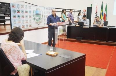 Prefeitura de Pindamonhangaba expõe valores e dados referentes das Metas Fiscais do 2° Quadrimestre/2016 no plenário da Câmara de Vereadores