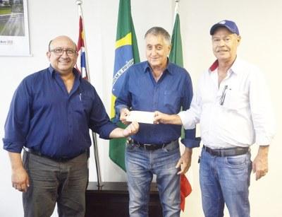 Presidente Felipe César economiza mais 3,5 milhões e encerra mandato de 2 anos com economia de R$ 23.000.000,00