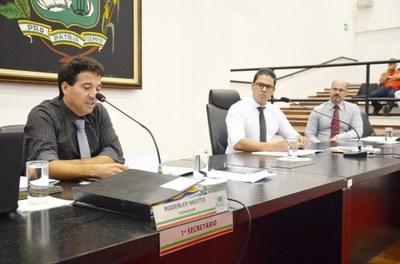 Vereadores propõem envio de Projetos da Ordem do Dia ao Poder Executivo
