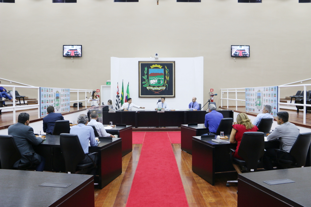Vereadores acatam veto parcial do Executivo ao Projeto de Lei do Programa PPP e aprovam denominação da quadra do Crispim