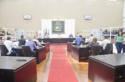 Vereadores aprovam orçamento para 2019 com 107 emendas, sendo destas 106 impositivas que obriga o Executivo a aplicar a verba específica durante o ano