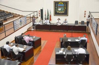 Vereadores definem os novos membros das Comissões Permanentes da Câmara de Pindamonhangaba