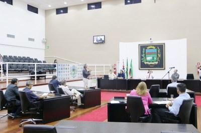 Vereadores realizam 3ª sessão ordinária de 2018, aprovam 1 Veto e rejeitam outros 2 do Poder Executivo