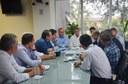 Vereadores realizam importante reunião com Governador Geraldo Alckmin